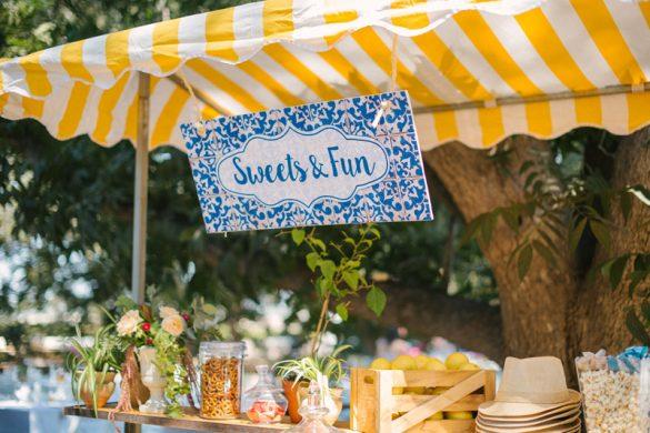 חתונת שטח איטלקית - סטודיו ציפורות - הפקה, עיצוב ומיתוג אירועים