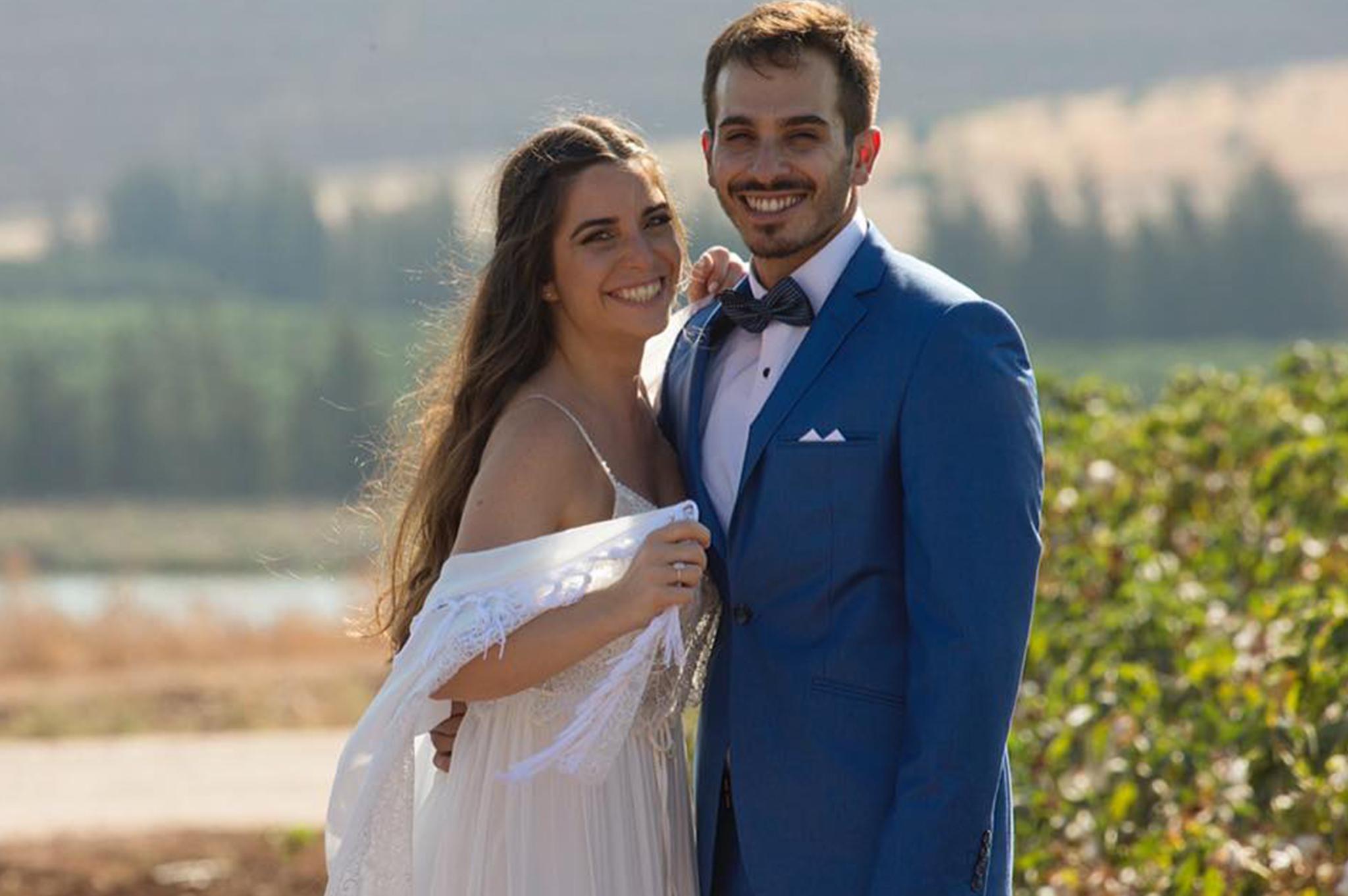 החתונה של עדי ואלי