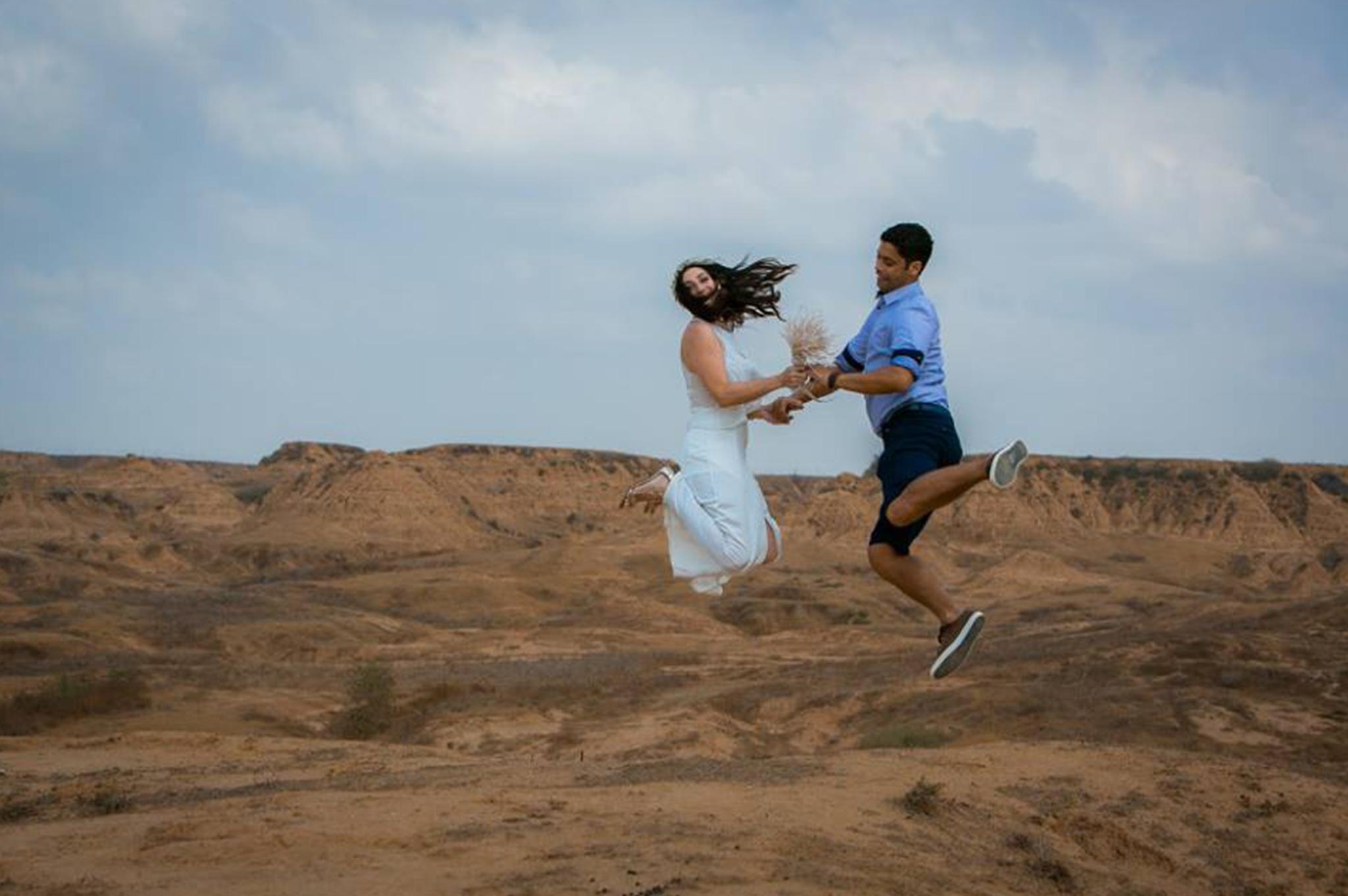 החתונה של אילת וגיל