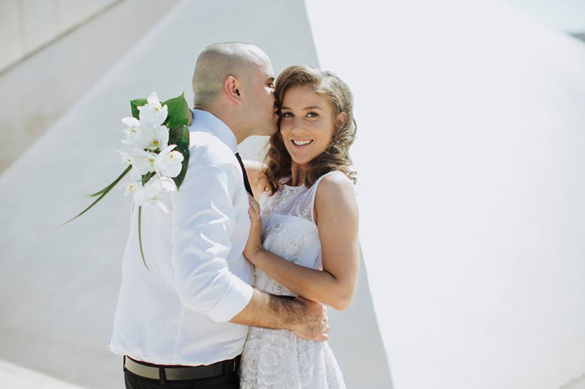 החתונה של אורלי ופיליפ