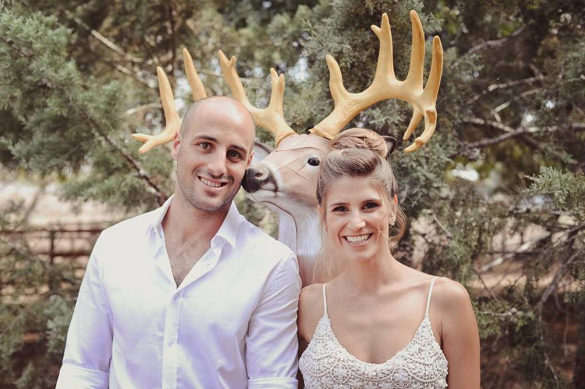 החתונה של עמרי ושגיא