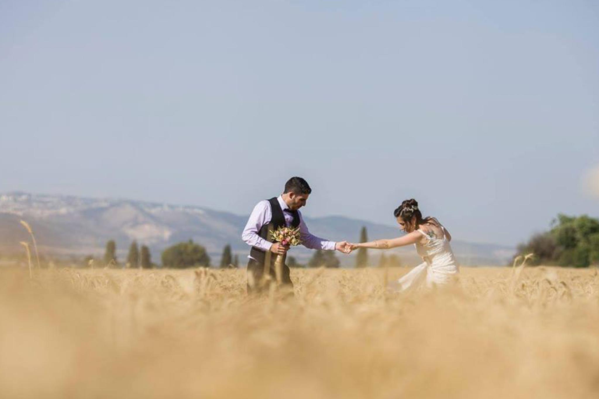 החתונה של שי ואורי