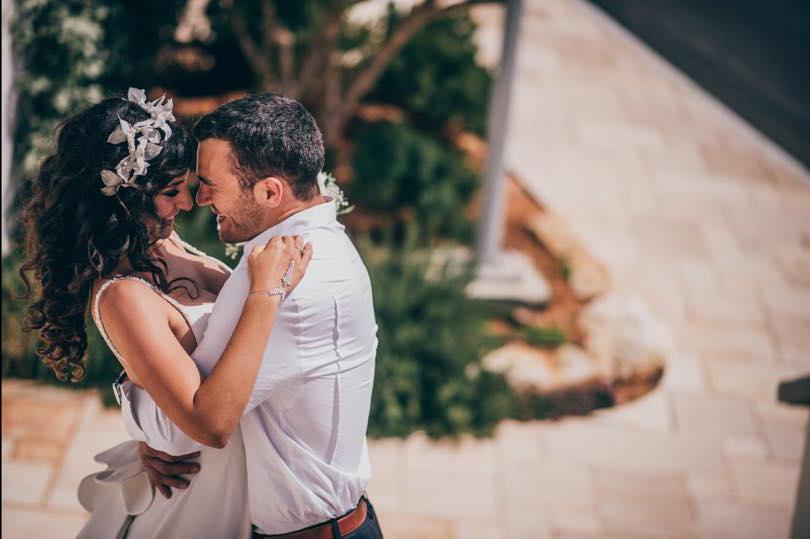 החתונה של מאיה ודוד