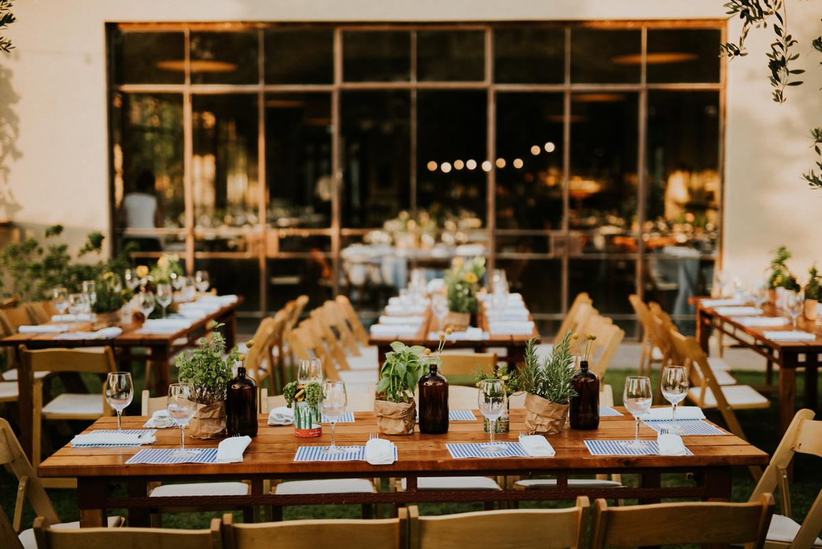 חתונת שוק איטלקית - וילה נונה - עיצוב ומיתוג- סטודיו ציפורות