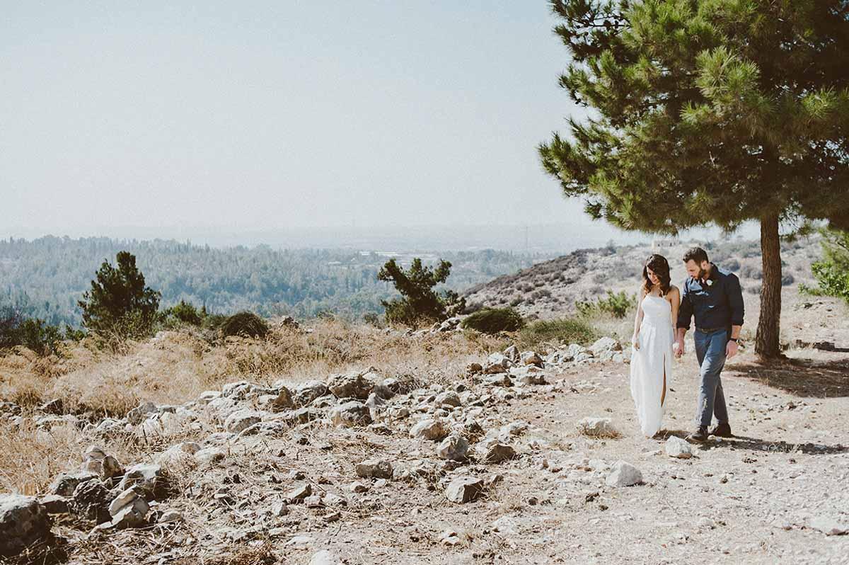 חתונת שטח קלאסית - סטודיו ציפורות - הפקת אירועים, עיצוב ומיתוג