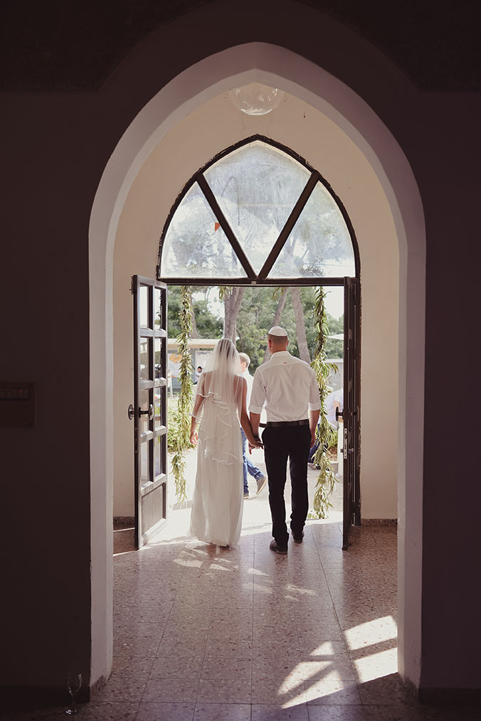 תחילתה של דרך חדשה. מתוך החתונה של שגיא ועומרי