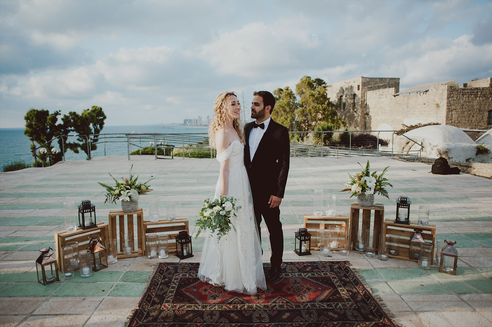 החתונה של רבקה ואור