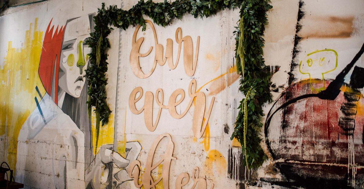 חתונה אורבנית בלב תל אביב
