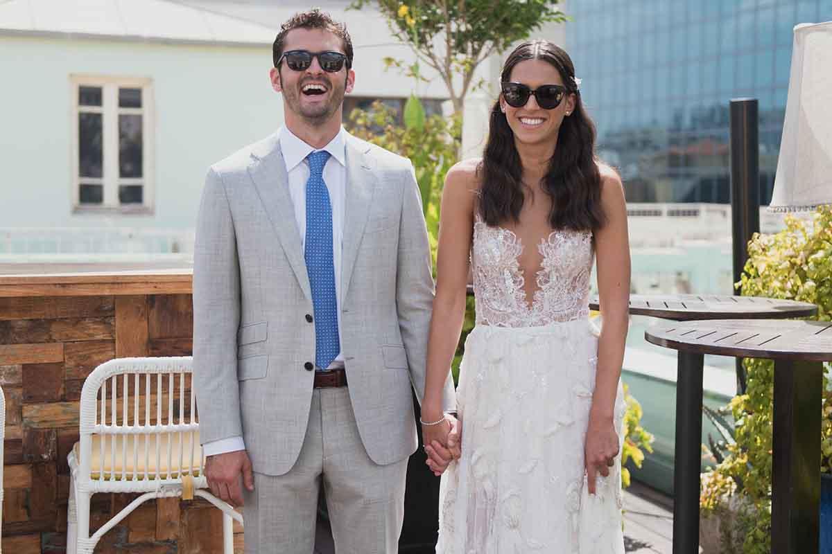 החתונה של תום ודניאל