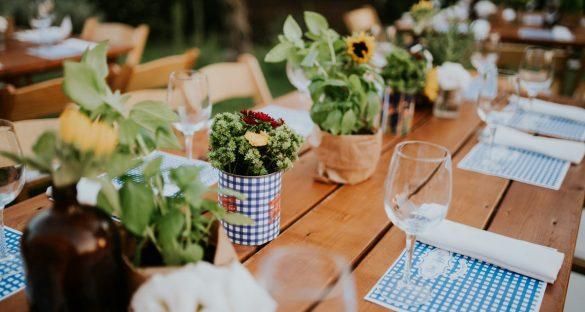 עיצוב חתונה – טיפים ורעיונות
