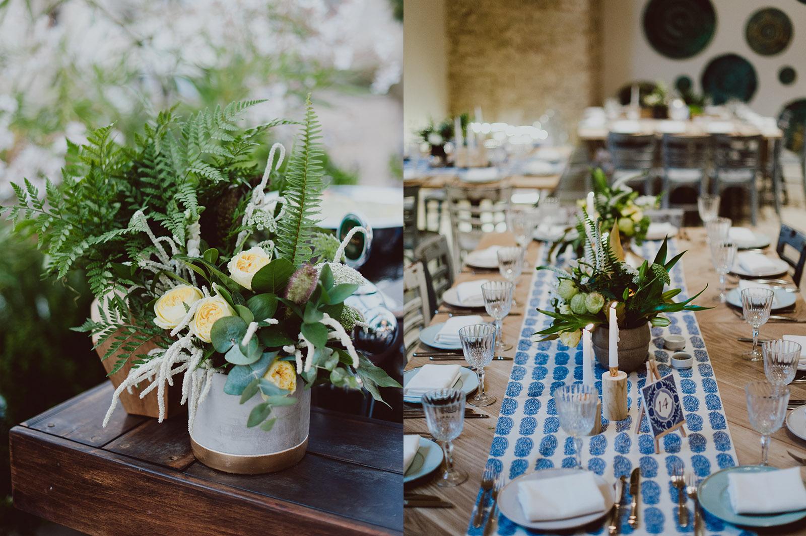 חתונה רומנטית בלורנס - יפו - עיצוב חתונה