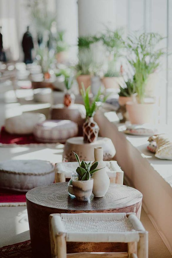 אירוע עסקי בסגנון מרוקאי - מדברי - סטודיו ציפורות - עיצוב ומיתוג אירועים